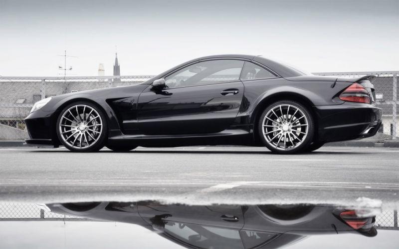 2012 Prior-Design Widebody Mercedes Benz S-L tuning reflection wallpaper