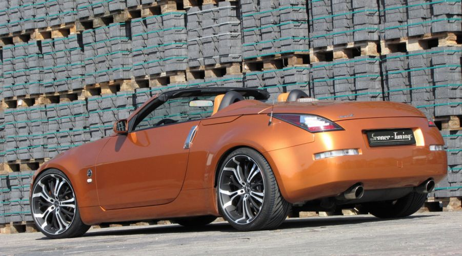 2012 SENNER Nissan 350Z tuning r wallpaper