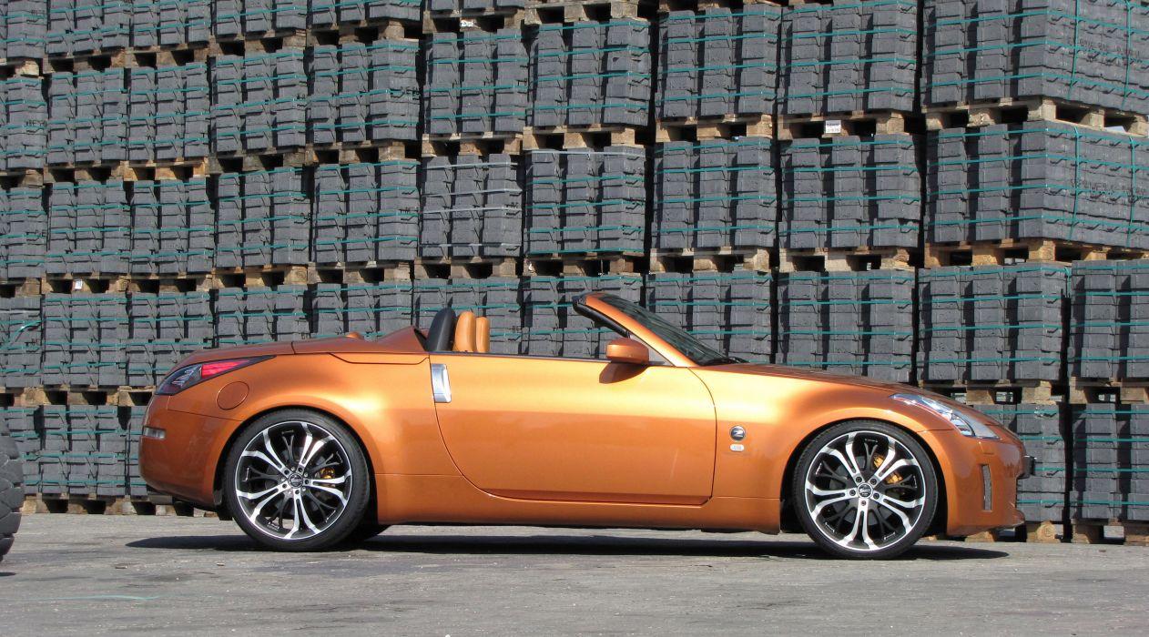 2012 SENNER Nissan 350Z tuning   e wallpaper