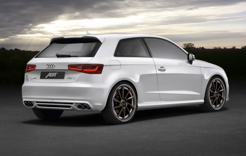 2012 ABT Audi AS3 tuning q wallpaper