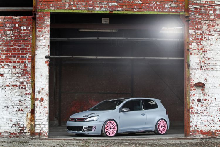 2012 CFC Volkswagen GTI LeitGolf golf tuning w wallpaper