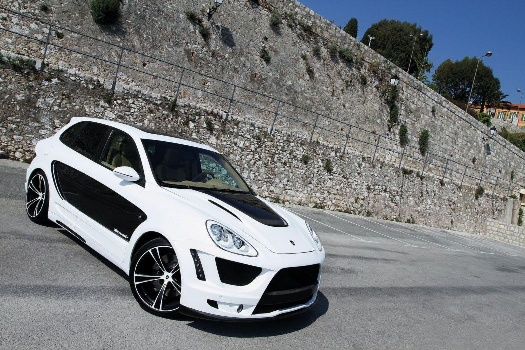 2012 Gemballa Tornado Porsche Cayenne-II Cayenne tuning q wallpaper