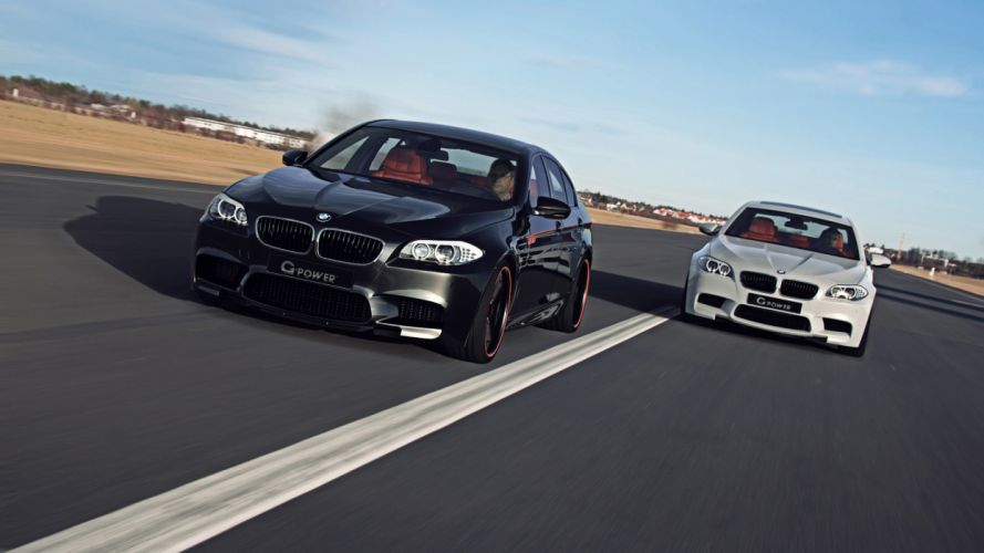 2012 G-Power BMW M-5 F10 tuning r wallpaper