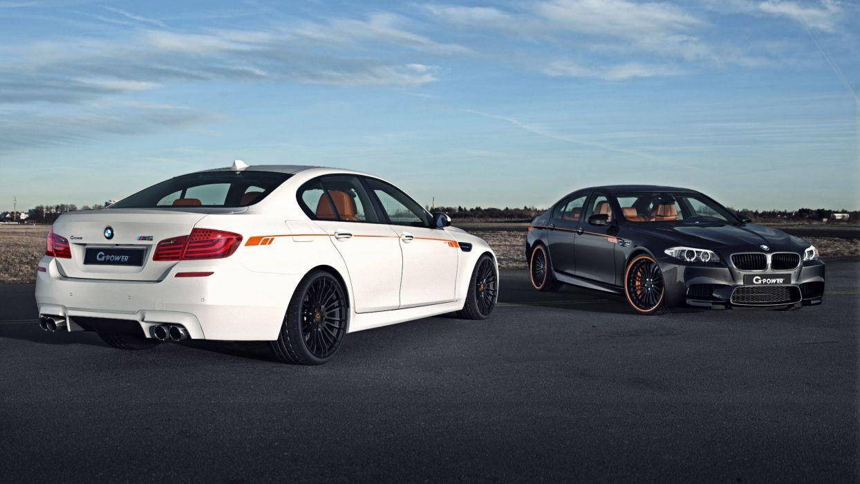 2012 G-Power BMW M-5 F10 tuning s wallpaper