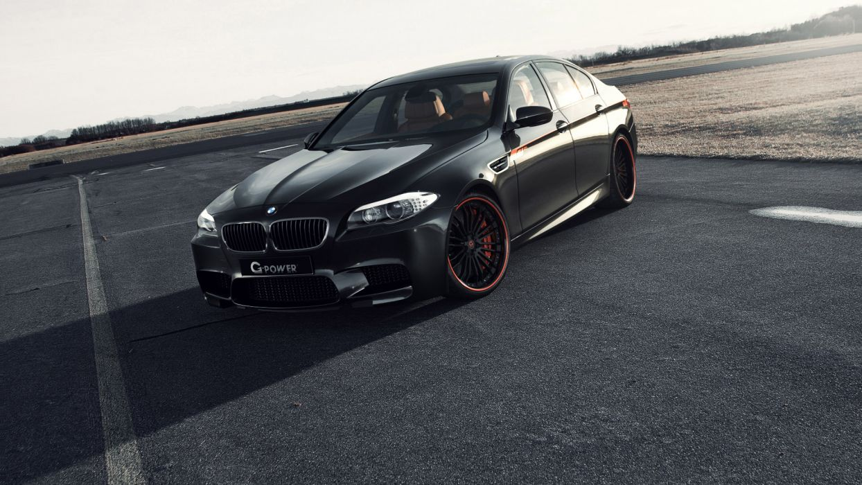 2012 G-Power BMW M-5 F10 tuning wallpaper
