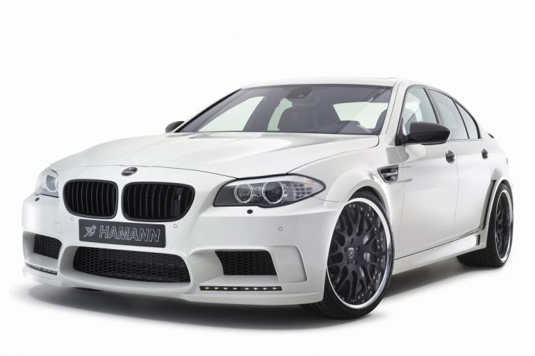 2012 Hamann BMW M-5 tuning r wallpaper