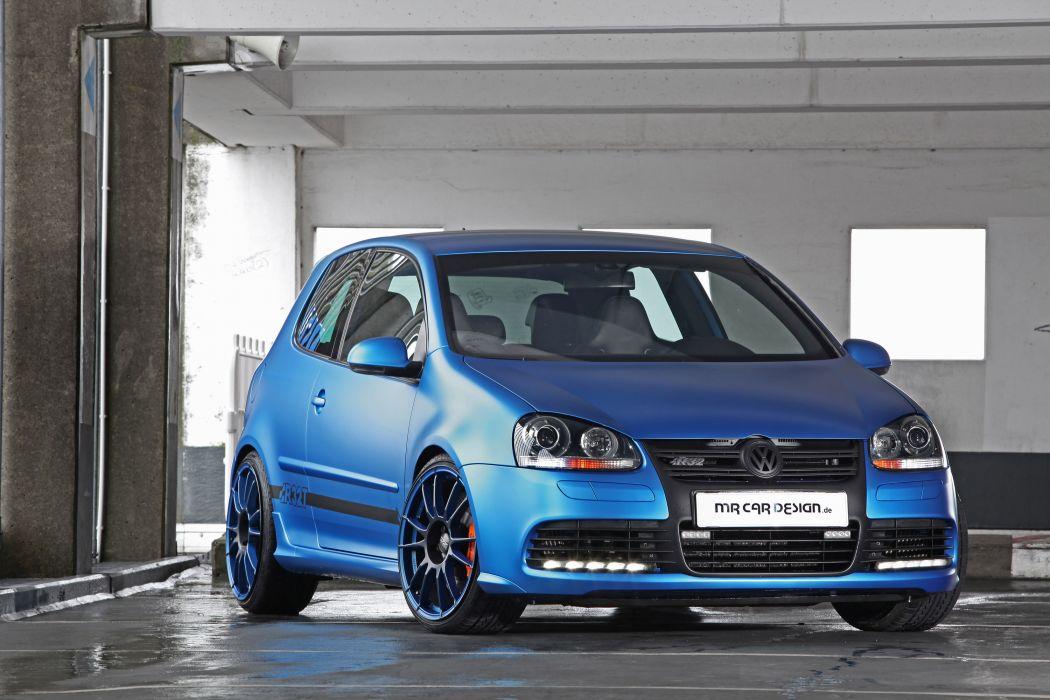 2012 MR-Car-Design Volkswagen Golf V-I R32 tuning q wallpaper
