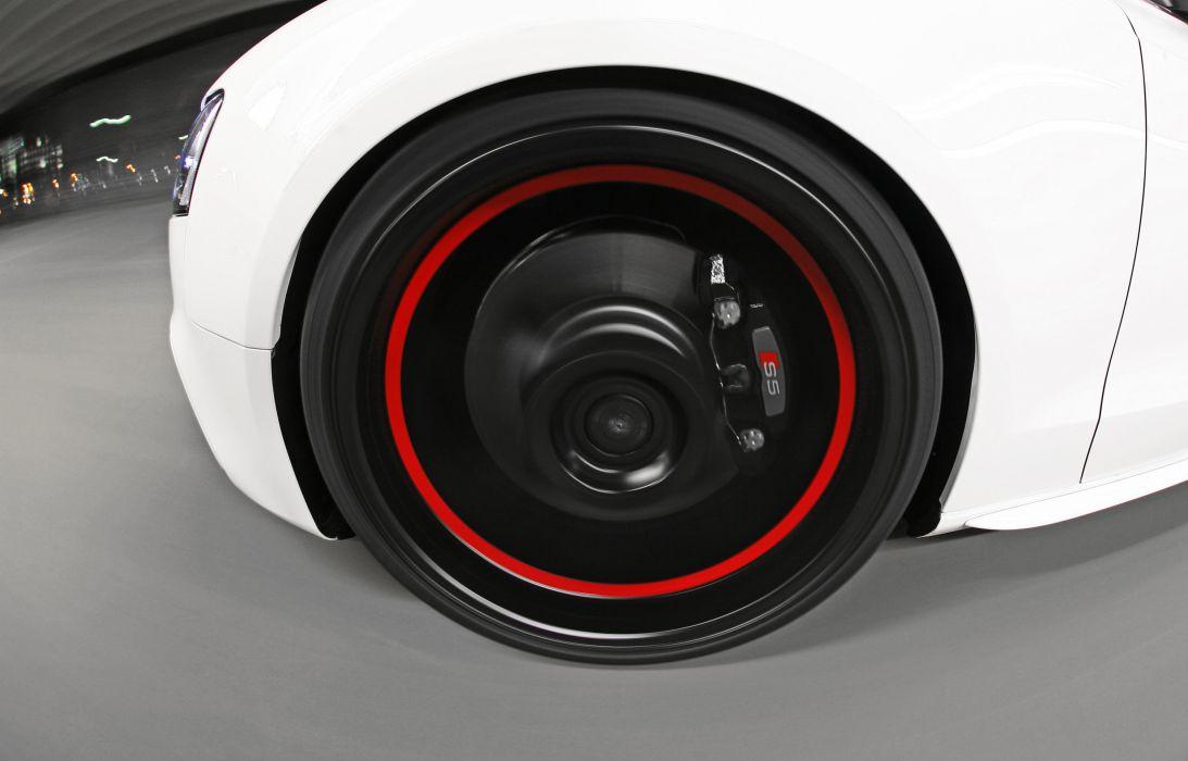 2012 Senner Audi S-5 Coupe tuning wheel wheels wallpaper