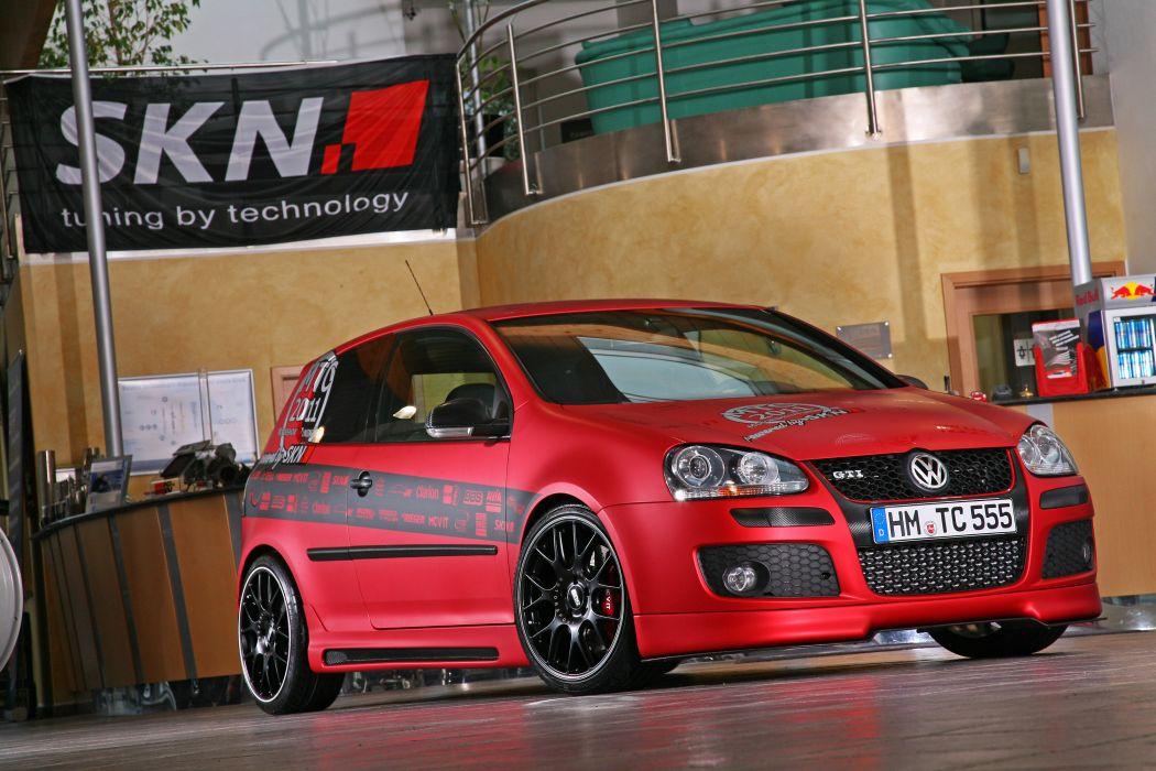 2012 SKN Volkswagen Golf-V GTI tuning golf q wallpaper