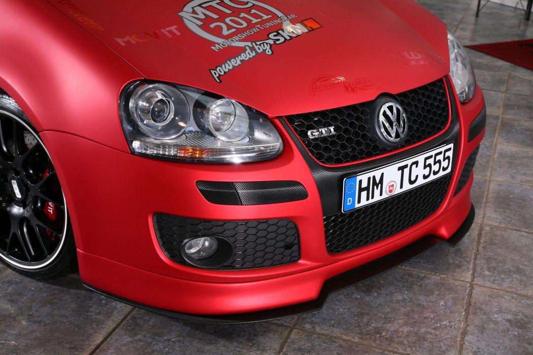 2012 SKN Volkswagen Golf-V GTI tuning golf t wallpaper
