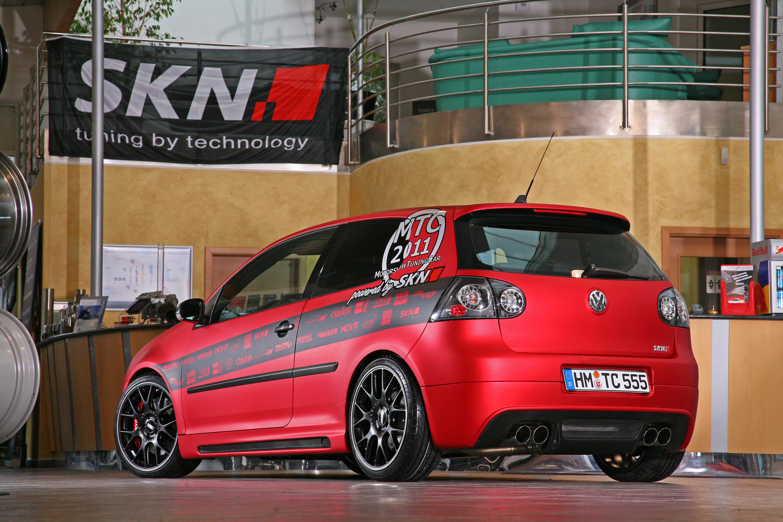 2012 Skn Volkswagen Golf V Gti Tuning Golf W Wallpaper
