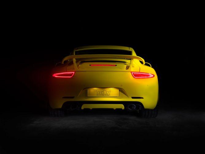 2012 TechArt Porsche 911 Carrera tuning e wallpaper