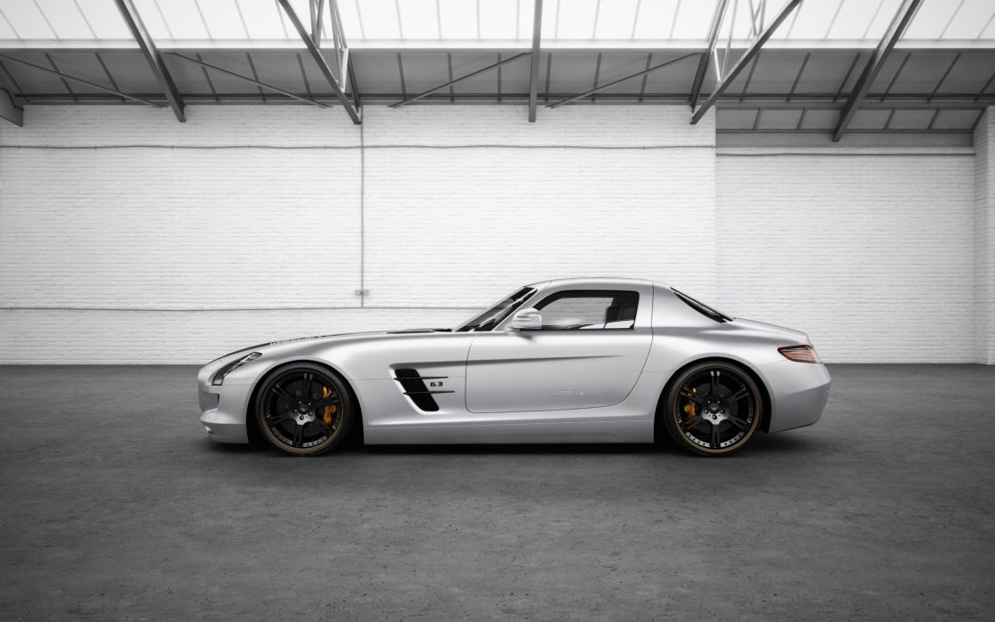 2012 Wheelsandmore Mercedes Benz SLS AMG supercar supercars tuning q wallpaper