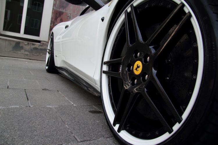 2011 Anderson Ferrari 458 Italia supercar supercars wheel wheels wallpaper