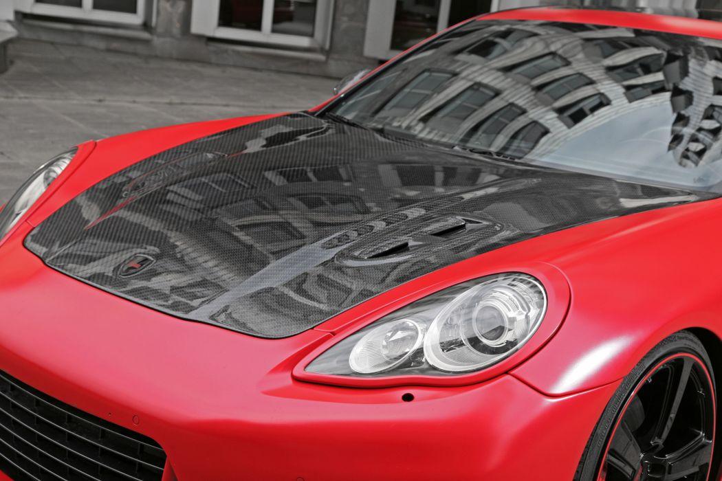 2011 Anderson-Germany Porsche Panamera tuning e wallpaper