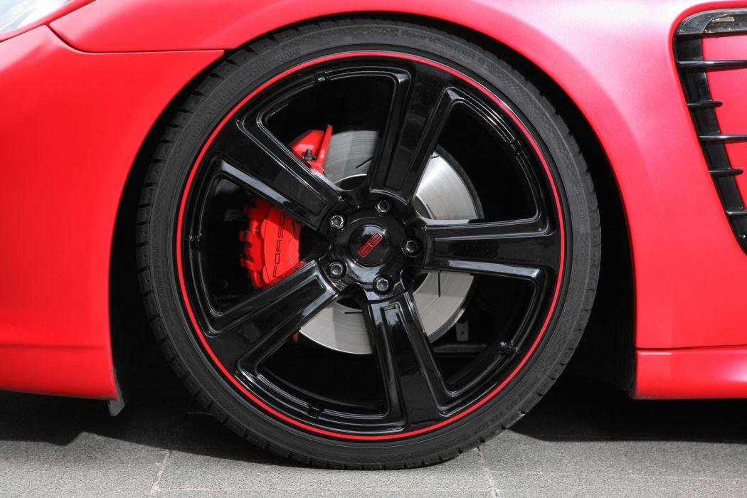 2011 Anderson-Germany Porsche Panamera tuning wheel wheels wallpaper