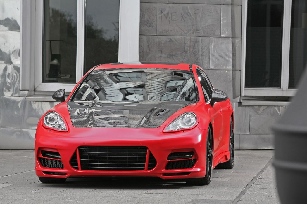 2011 Anderson-Germany Porsche Panamera tuning w wallpaper