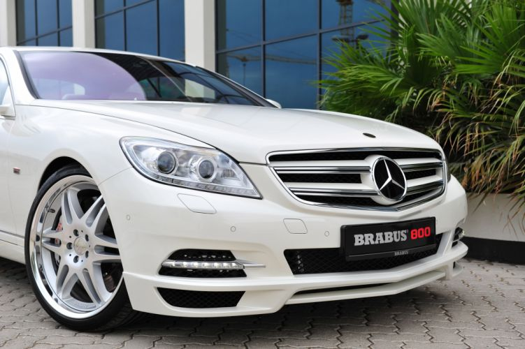 2011 BRABUS Mercedes Benz 800 Coupe tuning wheel wheels wallpaper
