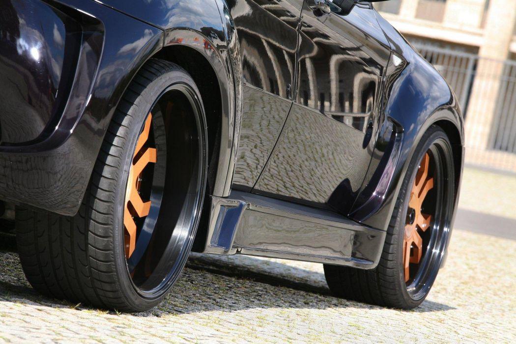 2011 CLP-Automotive BMW X-6 tuning wheel wheels wallpaper