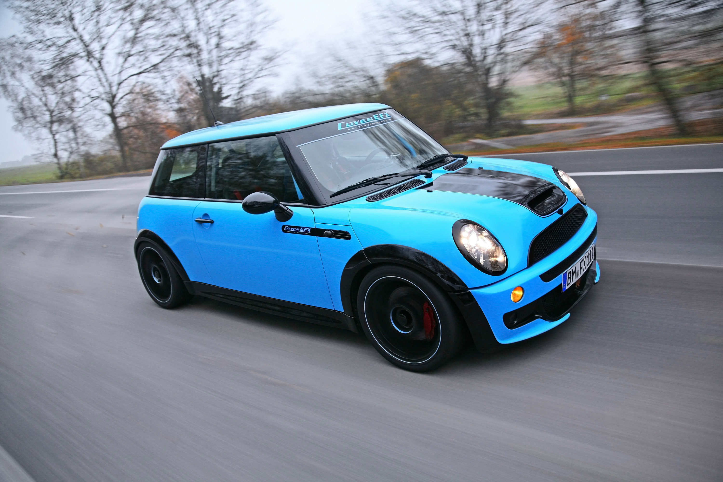 2011 coverefx mini cooper tuning wallpaper 3000x2000. Black Bedroom Furniture Sets. Home Design Ideas