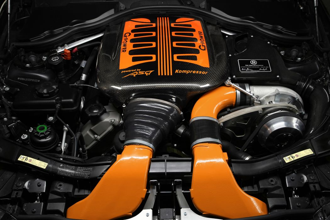 2011 G-Power BMW M-3 Tornado R-S tuning engine engines wallpaper