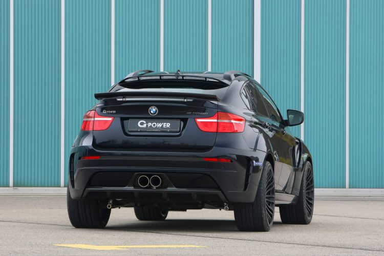2011 G-POWER BMW X-6 M Typhoon WideBody tuning e wallpaper