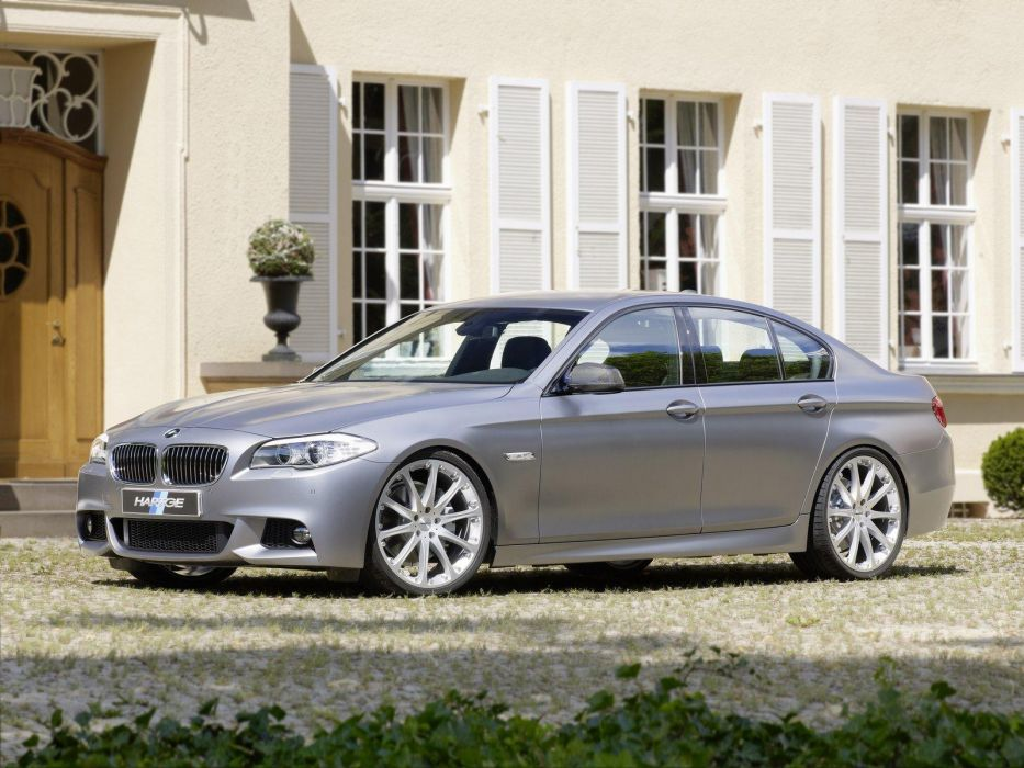 2011 Hartge BMW H35d tuning wallpaper
