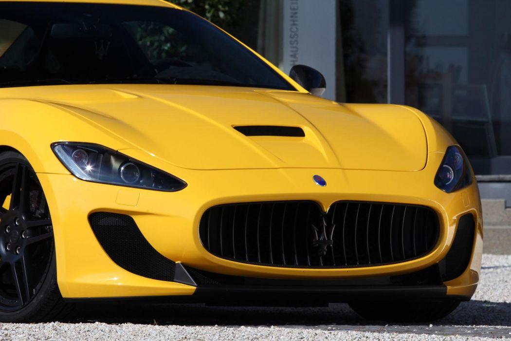 2011 Novitec-Tridente Maserati GranTurismo M-C Stradale tuning supercar supercars   n wallpaper