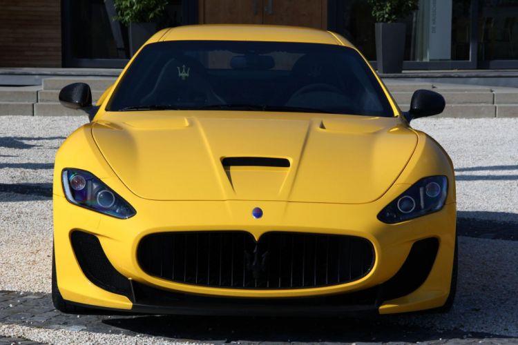 2011 Novitec-Tridente Maserati GranTurismo M-C Stradale tuning supercar supercars e wallpaper