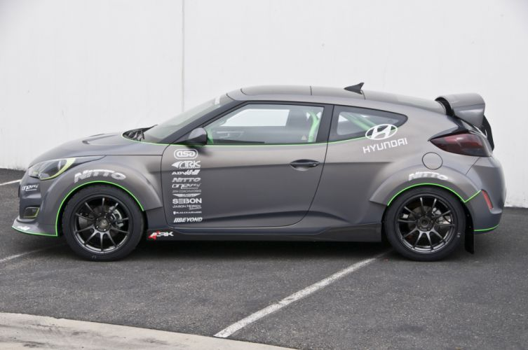 2011 Performance-ARK Hyundai Veloster tuning r wallpaper