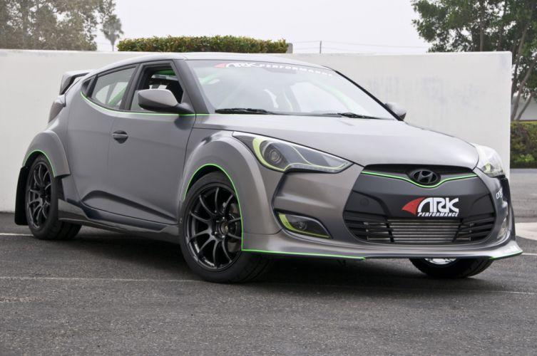 2011 Performance-ARK Hyundai Veloster tuning q wallpaper