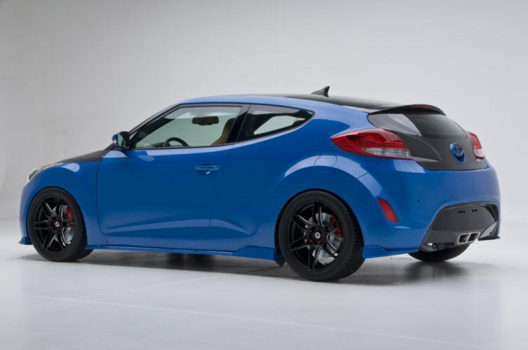 2011 PM-Lifestyle Hyundai Veloster tuning y wallpaper