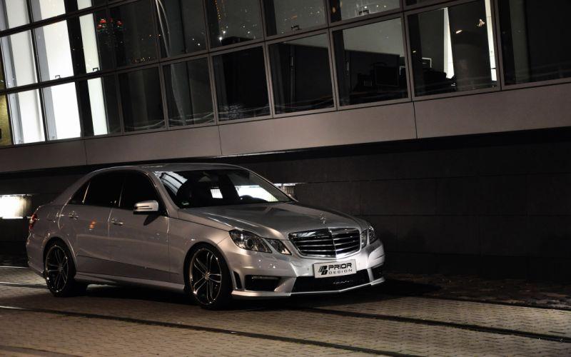 2011 Prior-Design Mercedes Benz E-Class PD500 tuning g wallpaper