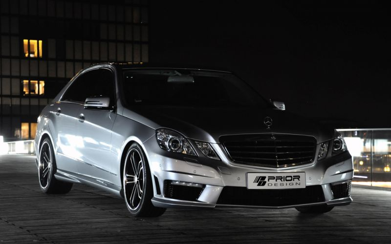 2011 Prior-Design Mercedes Benz E-Class PD500 tuning f wallpaper