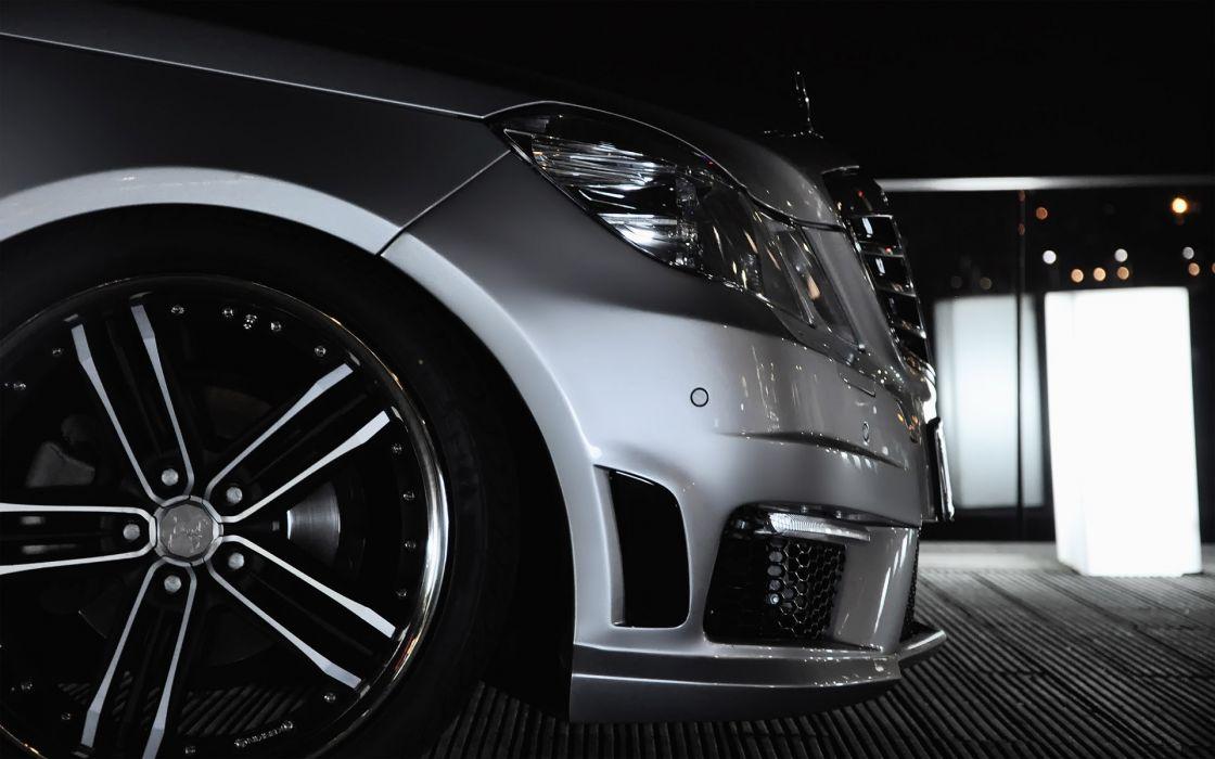2011 Prior-Design Mercedes Benz E-Class PD500 tuning wheel wheels wallpaper