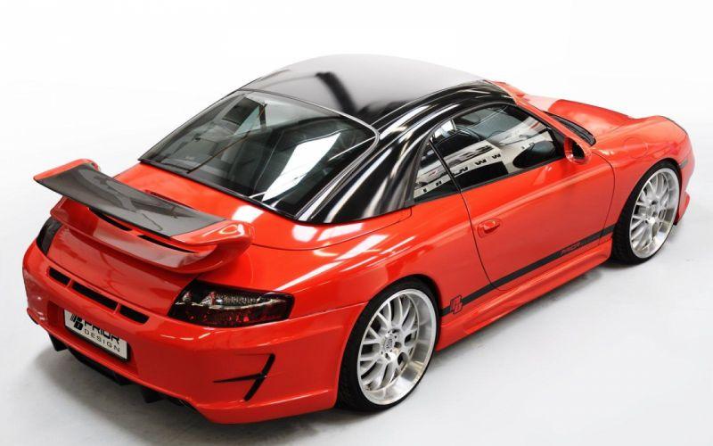 2011 Prior-Design Porsche 996 tuning s wallpaper