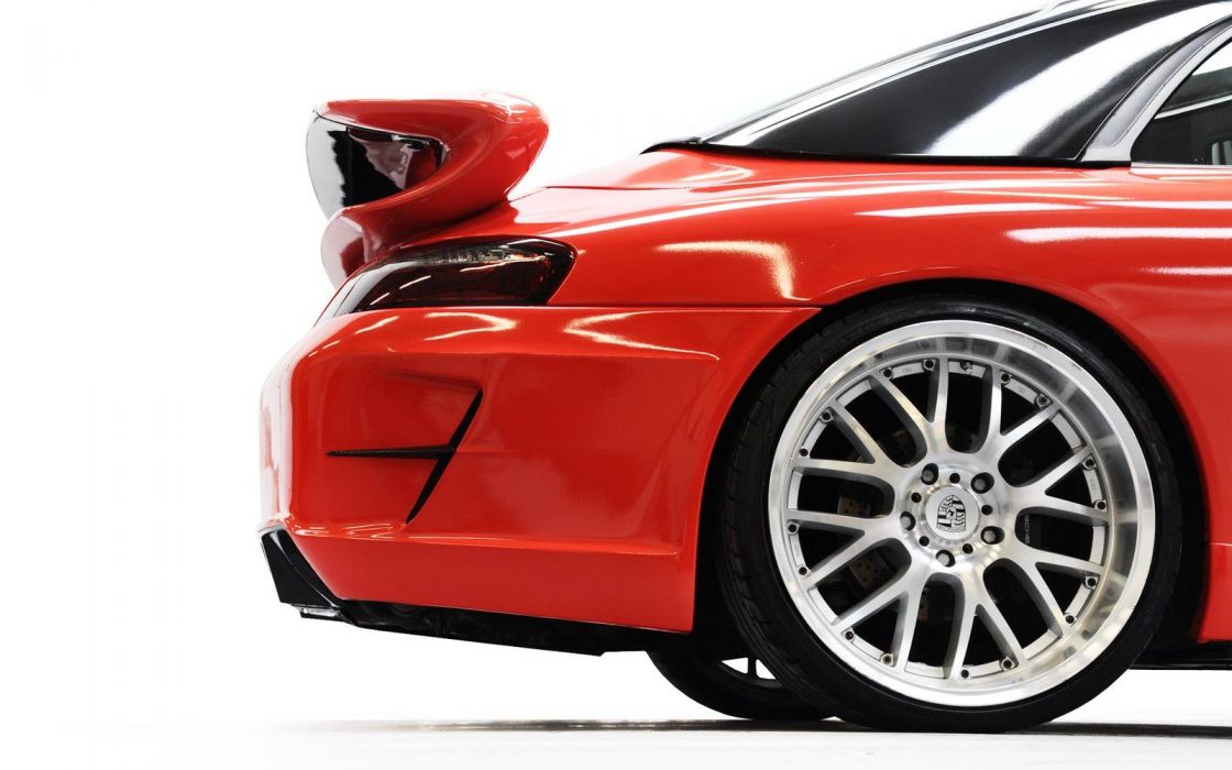 2011 Prior-Design Porsche 996 tuning wheel wheels wallpaper