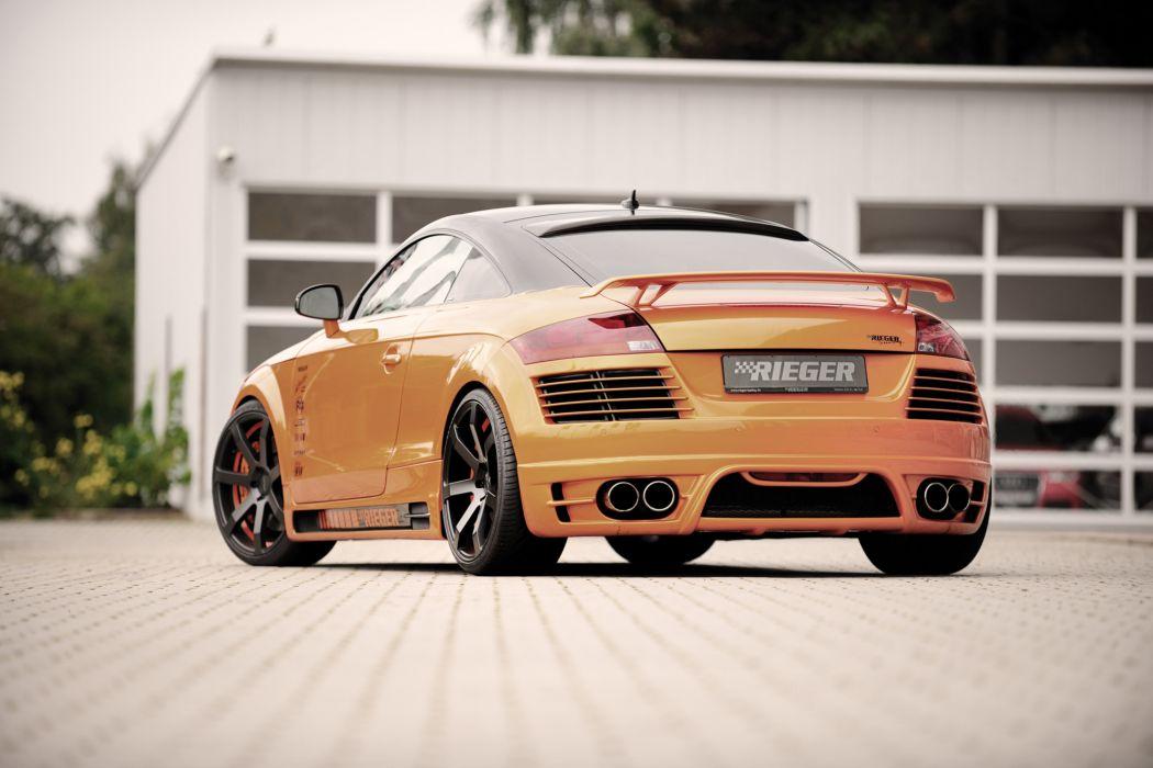 2011 Rieger Audi T-T 8-J tuning r wallpaper