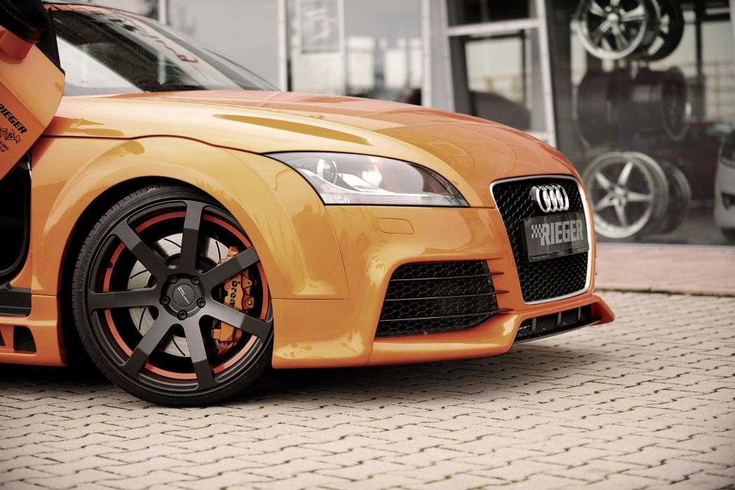 2011 Rieger Audi T-T 8-J tuning wheel wheels  q wallpaper