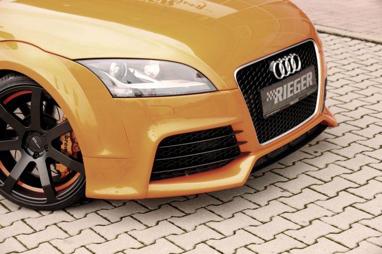 2011 Rieger Audi T-T 8-J tuning wheel wheels w wallpaper