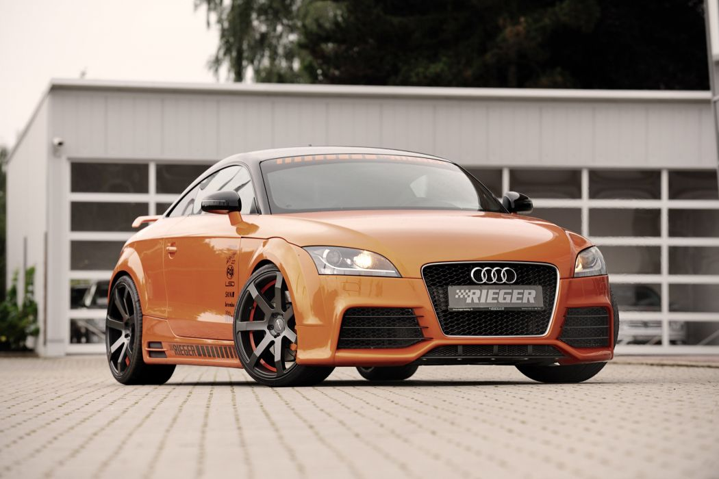 2011 Rieger Audi T-T 8-J tuning wallpaper