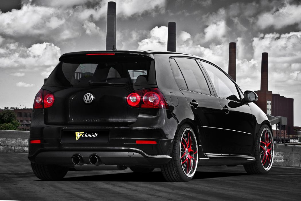 2011 Schmidt VW Golf V GTI Tuning Volkswagon E Wallpaper
