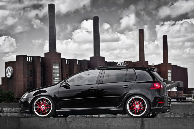 2011 Schmidt VW Golf-V GTI golf tuning volkswagon q wallpaper