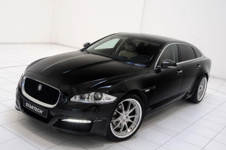 2011 STARTECH Jaguar X-J tuning e wallpaper