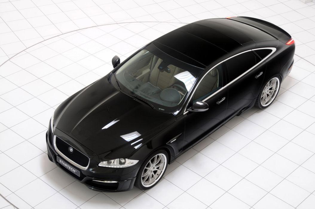 2011 STARTECH Jaguar X-J tuning f wallpaper
