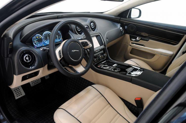 2011 STARTECH Jaguar X-J tuning interior wallpaper