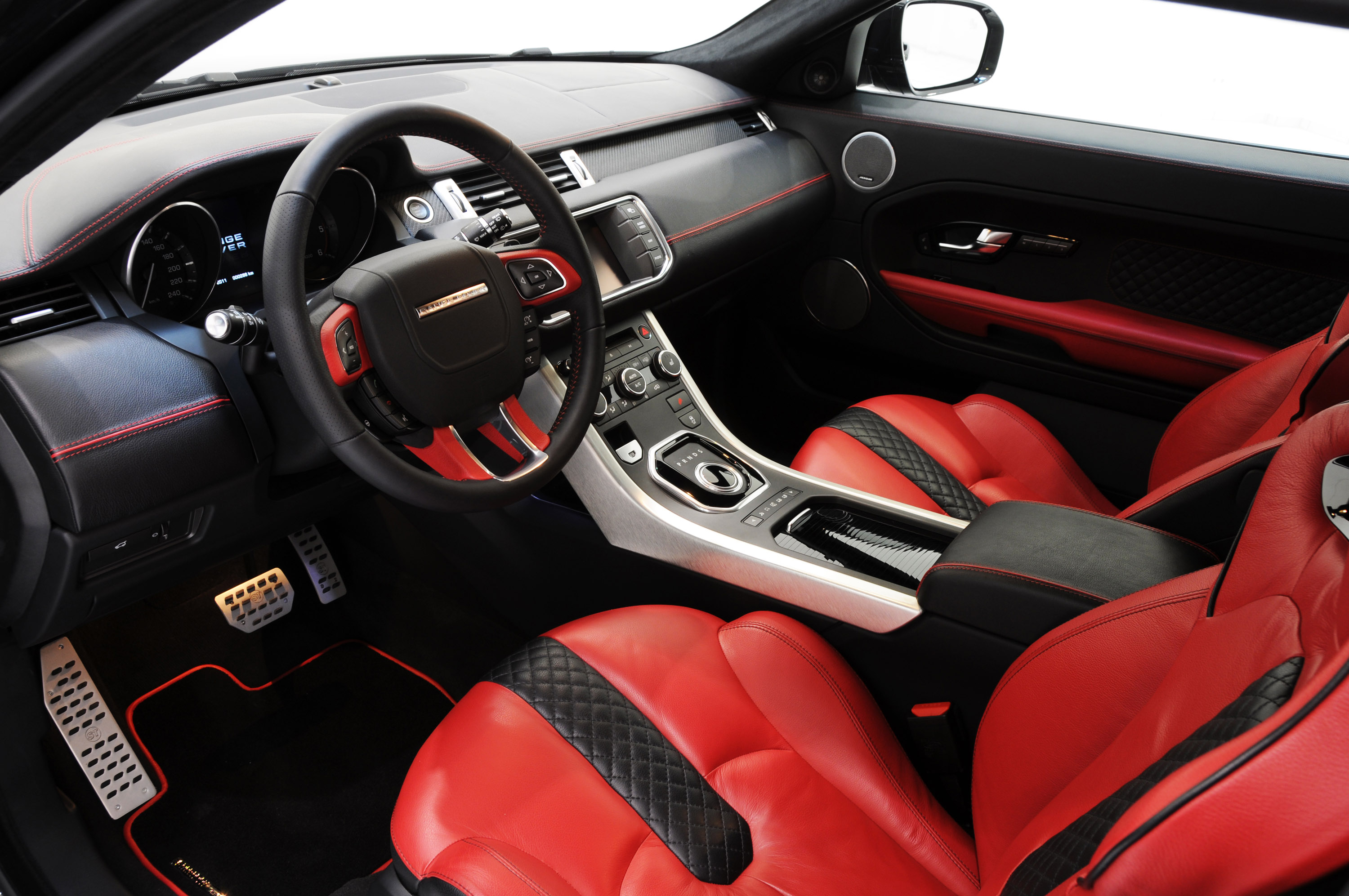 evoque tuning hamann images. Black Bedroom Furniture Sets. Home Design Ideas