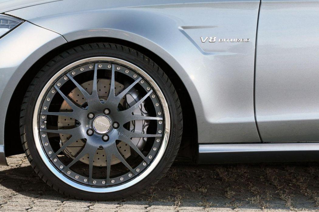 2011 Vath Mercedes Benz CLS 63 AMG tuning wheel wheels wallpaper