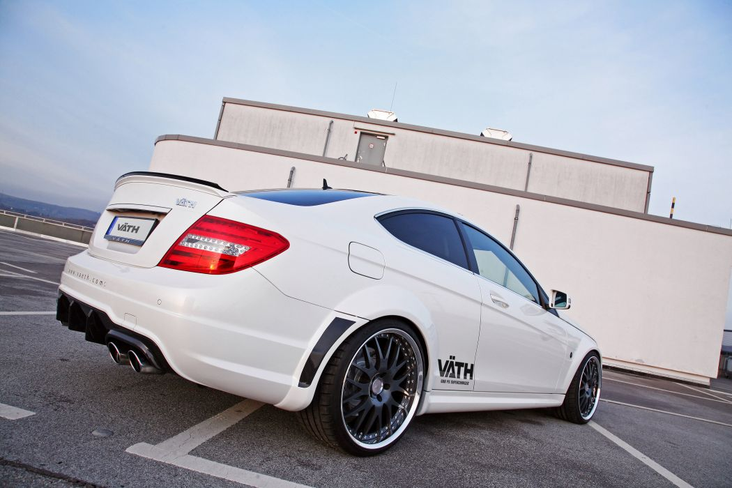 2011 VATH Mercedes Benz V63 SUPERCHARGED tuning a wallpaper