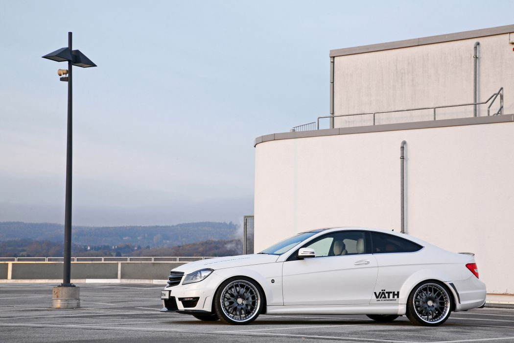 2011 VATH Mercedes Benz V63 SUPERCHARGED tuning e wallpaper